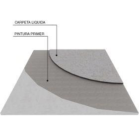 Carpeta cementicia de nivelación y aislación hidrófuga