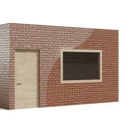 Impermeabilización de frentes y muros