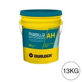 Masilla tomado juntas placas anti humedad AH balde x 13kg
