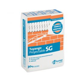 Yeso proyectable SG monocapa polvo x 30kg