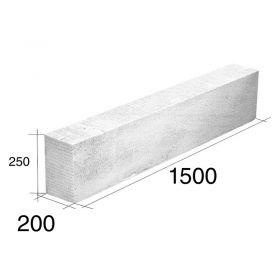 Dintel 20 HCCA 200mm x 250mm x 1500mm