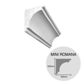 Moldura decorativa HCCA Mini Romana 100mm x 100mm x 500mm